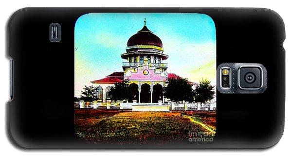 Malay Mosque Singapore Circa 1910 Galaxy S5 Case