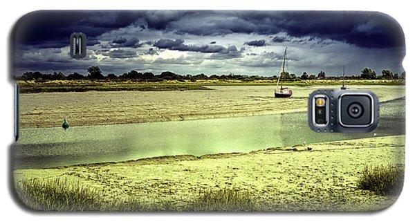 Maldon Estuary Towards The Sea Galaxy S5 Case
