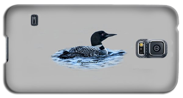 Male Mating Common Loon Galaxy S5 Case