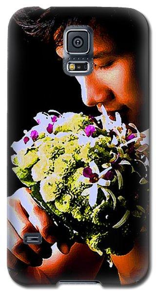 Male  Nude -  No.  190 Galaxy S5 Case