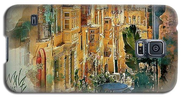 Maltese Street Galaxy S5 Case