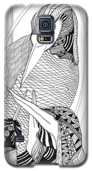 Mama Heron Galaxy S5 Case