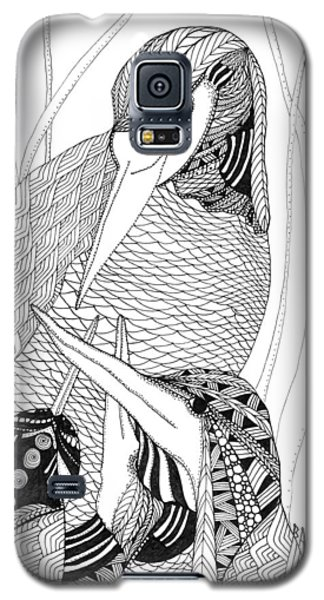 Mama Heron Galaxy S5 Case