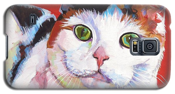 Mama Kitty Galaxy S5 Case