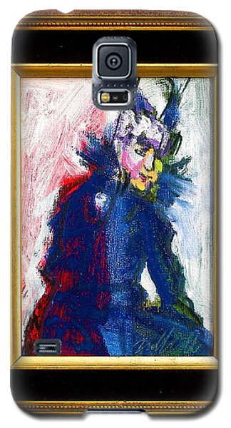 Mamie Galaxy S5 Case by Les Leffingwell