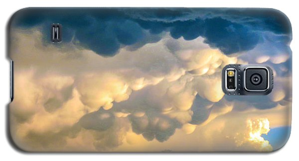 Mammatus Clouds At Sunset Galaxy S5 Case