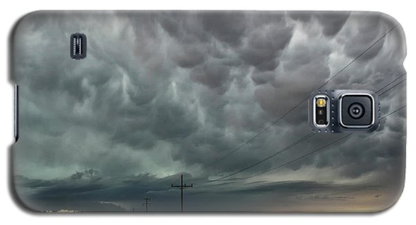 Mammatus Over Montata Galaxy S5 Case by Ryan Crouse