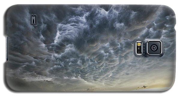 Mammatus Over Nebraska Galaxy S5 Case