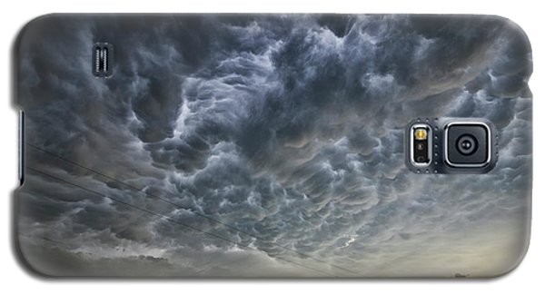 Mammatus Over Nebraska Galaxy S5 Case