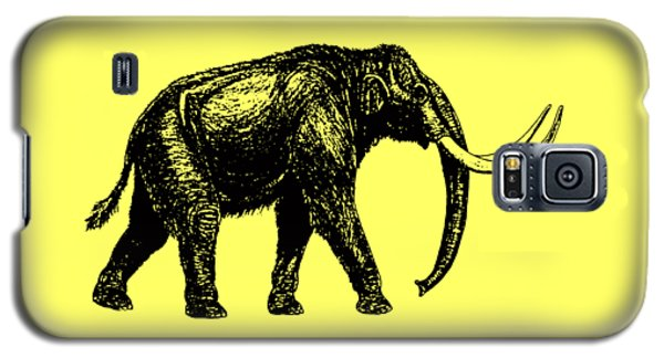 Mammoth Tee Galaxy S5 Case by Edward Fielding
