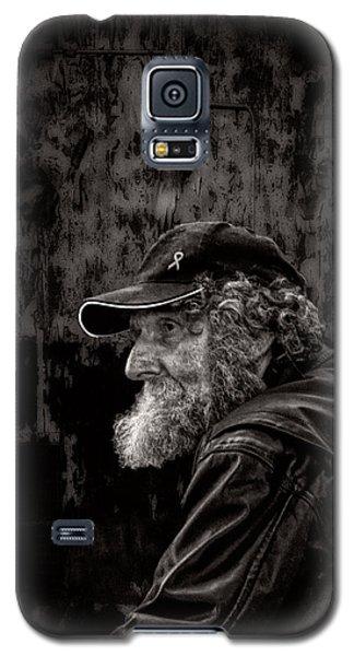 Man With A Beard Galaxy S5 Case by Bob Orsillo