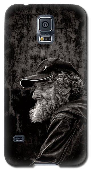 Man With A Beard Galaxy S5 Case