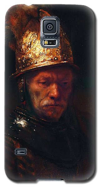 Man With The Golden Helmet Galaxy S5 Case by Pg Reproductions