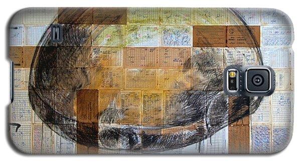Mana' Cubano Galaxy S5 Case by Jorge L Martinez Camilleri