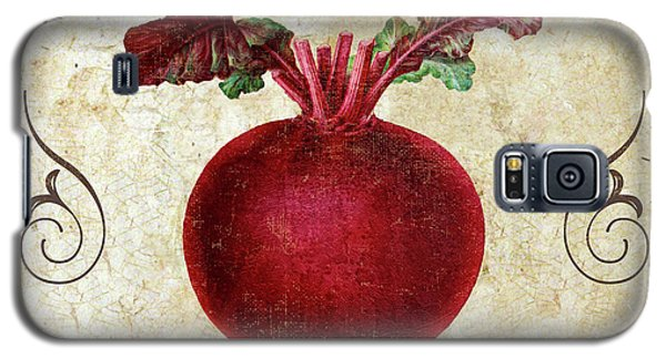 Mangia Radish Galaxy S5 Case by Mindy Sommers