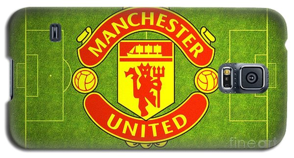 Manchester United Theater Of Dreams Large Canvas Art, Canvas Print, Large Art, Large Wall Decor Galaxy S5 Case