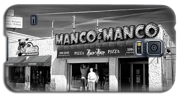 Galaxy S5 Case featuring the photograph Manco And Manco by John Rizzuto
