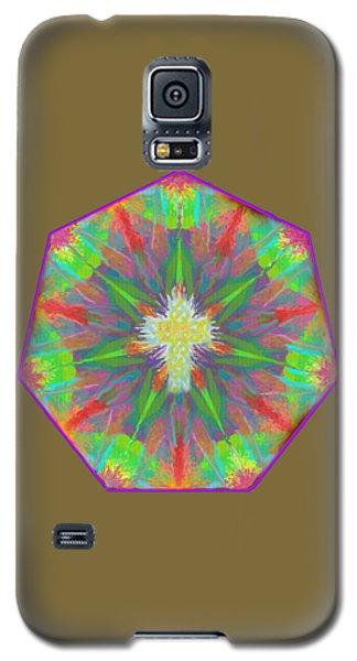 Mandala 1 1 2016 Galaxy S5 Case