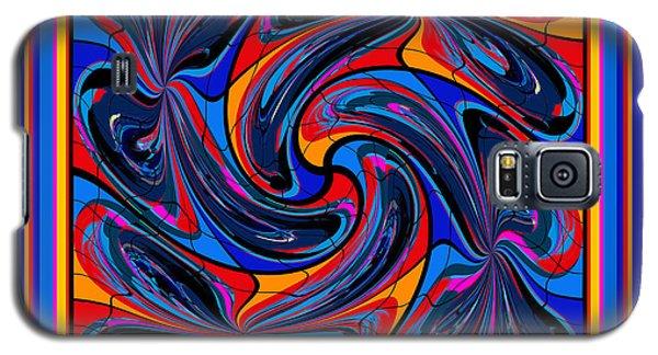 Mandala #3 Galaxy S5 Case