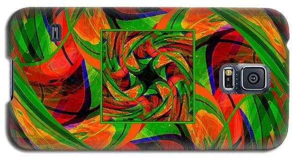 Mandala #36 Galaxy S5 Case