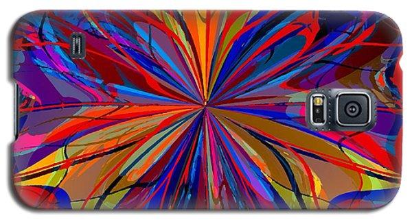 Mandala #4 Galaxy S5 Case