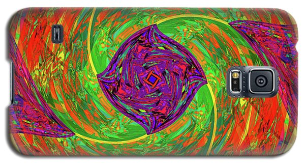 Mandala #55 Galaxy S5 Case