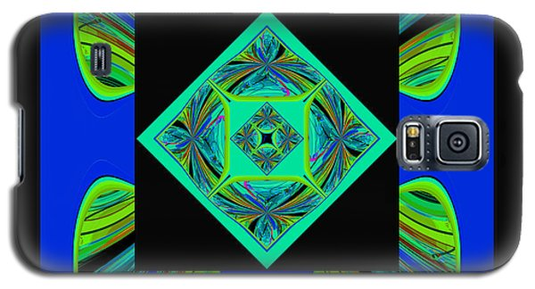 Mandala #6 Galaxy S5 Case