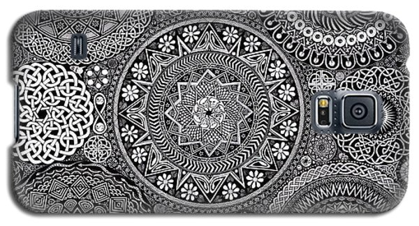 Mandala Bouquet Galaxy S5 Case