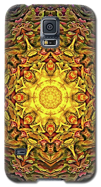 Mandala - Evening Sun Galaxy S5 Case