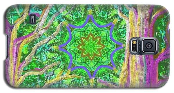 Mandala Forest Galaxy S5 Case