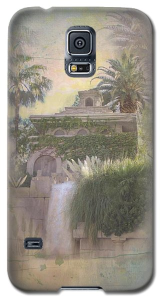 Galaxy S5 Case featuring the digital art Mandalay Bay by Christina Lihani