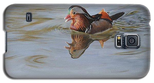 Mandarin Duck Galaxy S5 Case