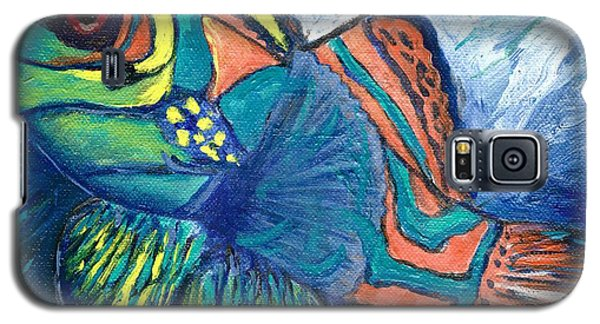 Mandarinfish Galaxy S5 Case