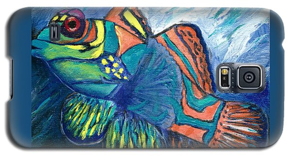 Mandarinfish Galaxy S5 Case