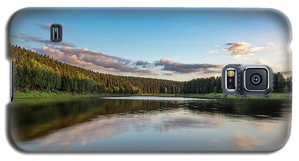 Mandelholz, Harz Galaxy S5 Case