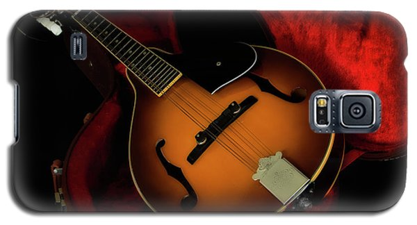 Mandolin Guitar 66661 Galaxy S5 Case