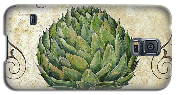 Mangia Artichoke Galaxy S5 Case by Mindy Sommers