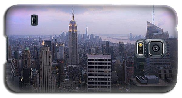 Manhattan At Dawn Galaxy S5 Case