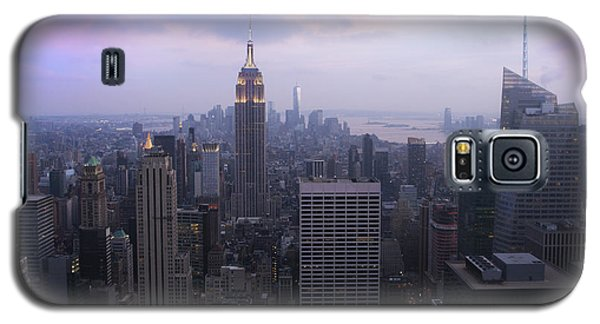 Manhattan At Dawn Galaxy S5 Case