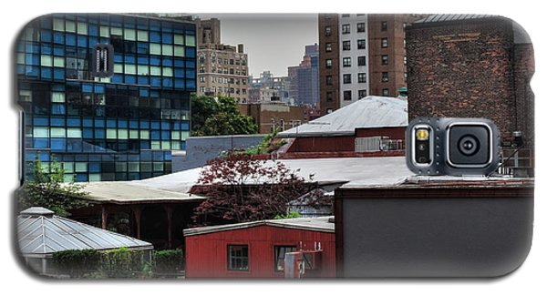 Galaxy S5 Case featuring the photograph Manhattan - Chelsea 003 by Lance Vaughn
