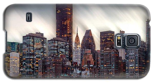 Manhattan Daze Galaxy S5 Case by Az Jackson