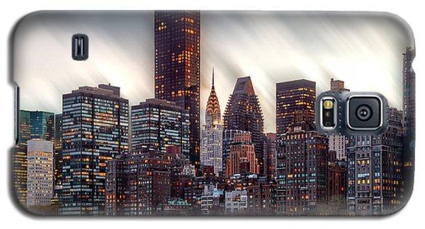 Manhattan Daze Galaxy S5 Case