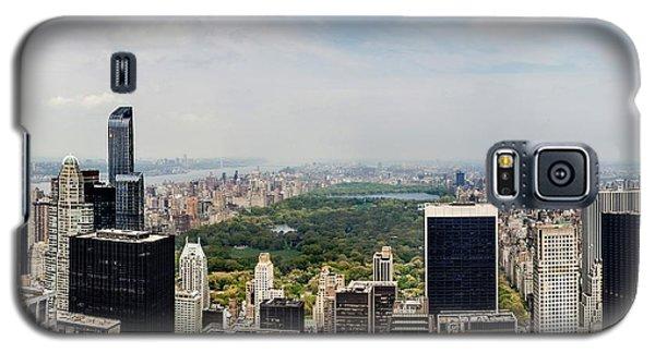 Manhattan Haze Galaxy S5 Case by Az Jackson