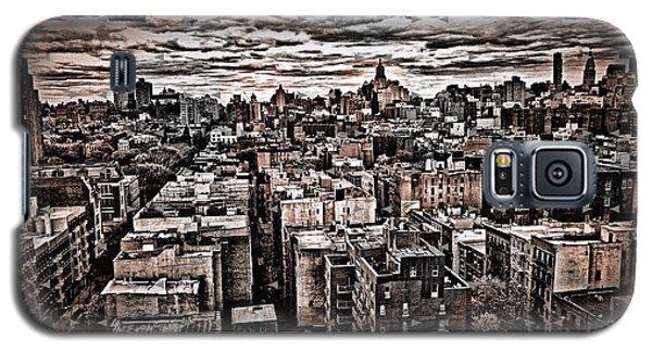 Manhattan Landscape Galaxy S5 Case
