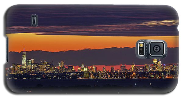 Manhattan Lights Galaxy S5 Case