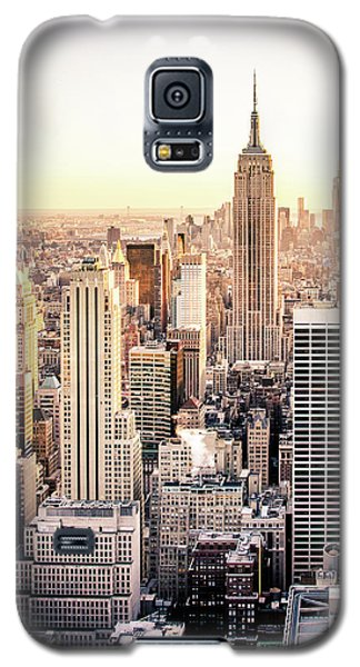 Manhattan Galaxy S5 Case by Michael Weber