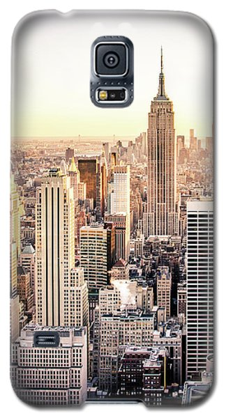 Manhattan Galaxy S5 Case by Michael Weber
