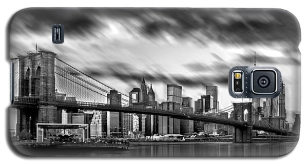 Manhattan Moods Galaxy S5 Case by Az Jackson