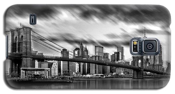 Manhattan Moods Galaxy S5 Case by Az Jackson