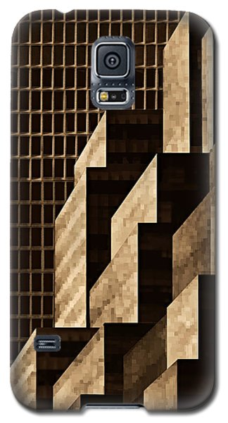 Manhattan No. 3 Galaxy S5 Case